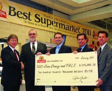 Saker ShopRites raises $207,000 for ALS charity